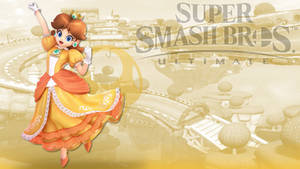 Super Smash Bros Ultimate Daisy