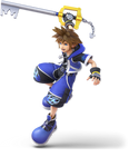 Super Smash Bro Ultimate Sora Render Wisdom