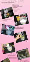tutorial how to make clay