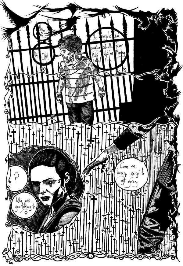 FEVER page five by CEZacherl