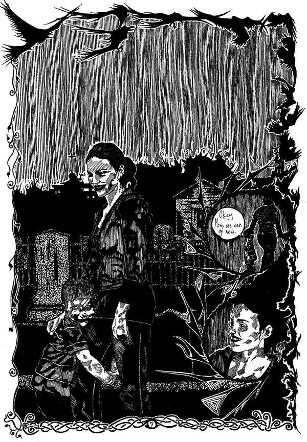 FEVER page seven by CEZacherl