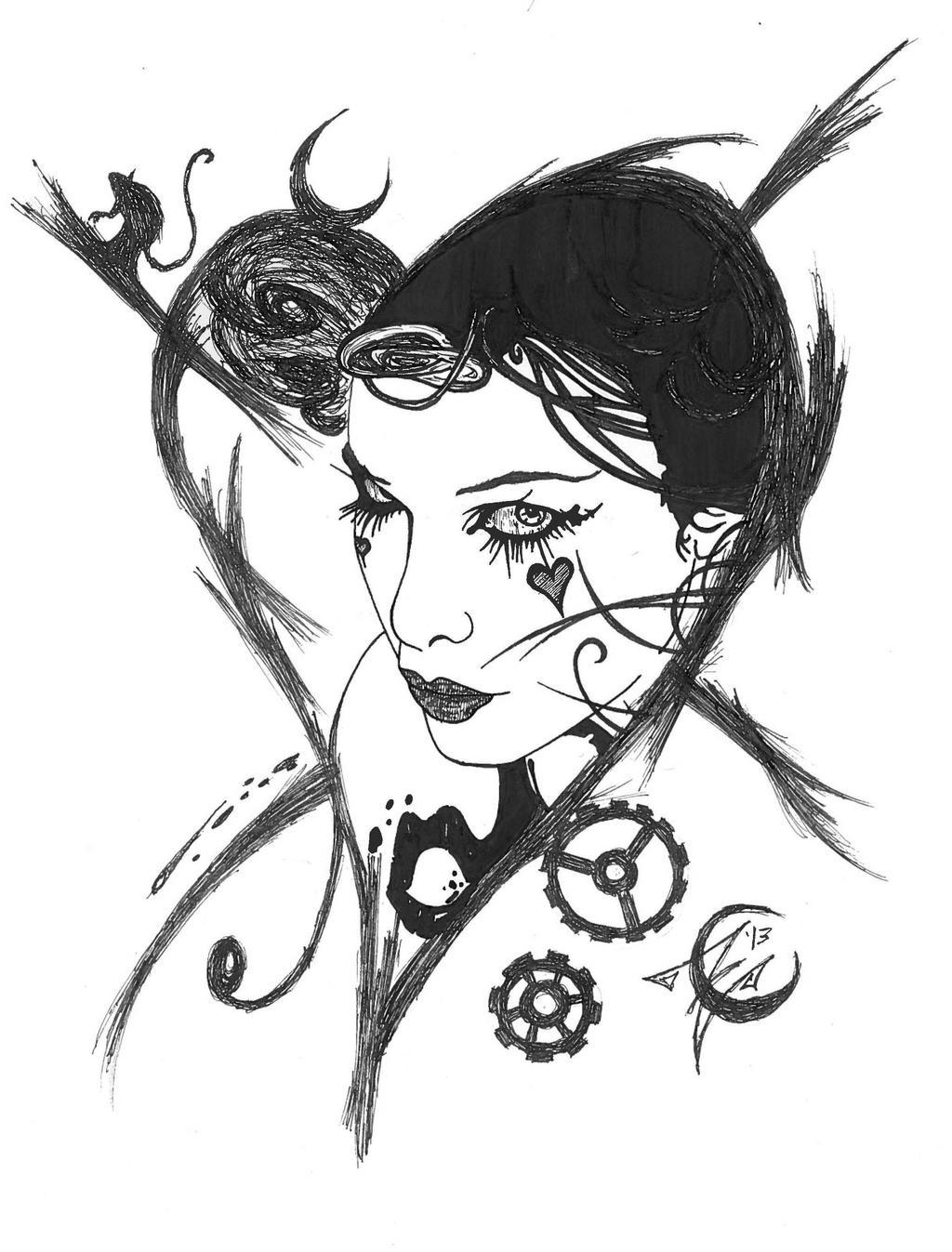 Emilie. by CEZacherl