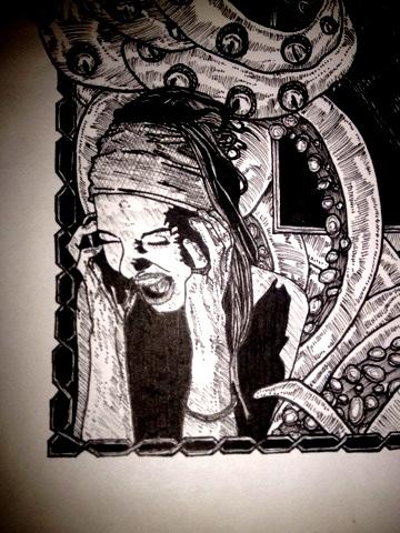Rectory: A glimpse inside the nightmare 1 by CEZacherl