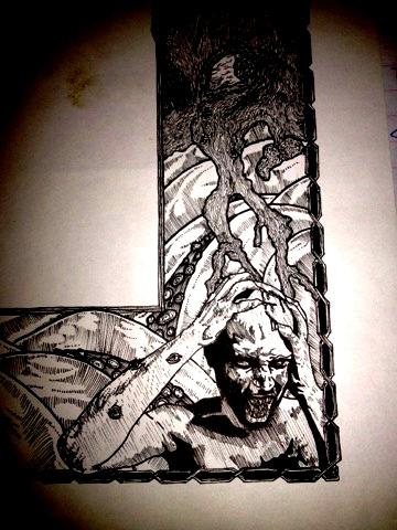 Rectory : a glimpse inside the nightmare 2. by CEZacherl