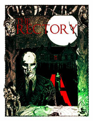 Rectory film poster with effects