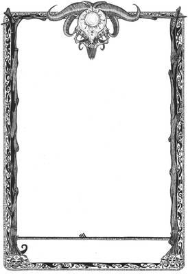 Tarot Frame