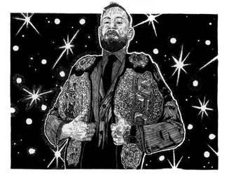 Conor McGregor: NOTORIOUS by CEZacherl