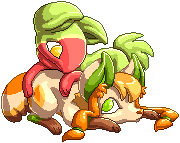 Guava And Kuna pixel by TamilaB