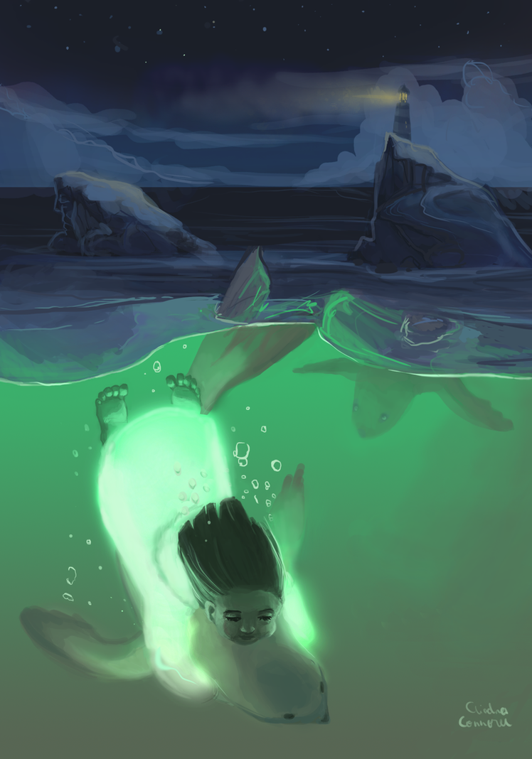 Song of the Sea by Cliotna