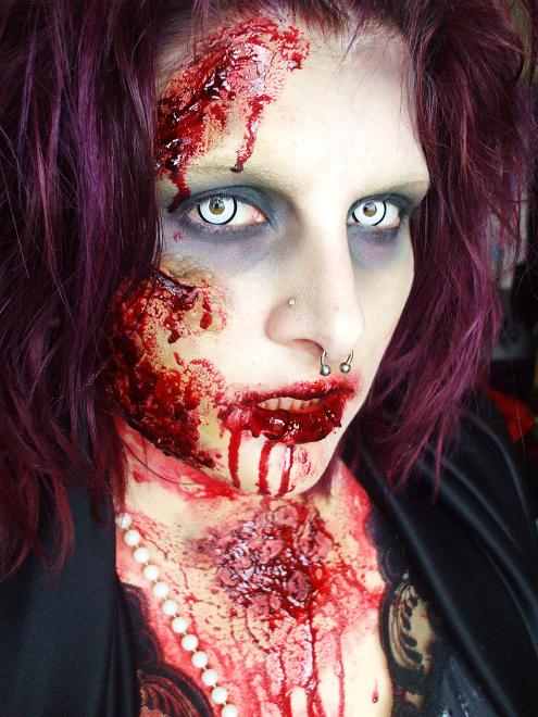 Monster Mash Itashleys Makeup Deviantart