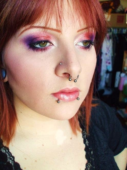 Copper Rocket by itashleys-makeup
