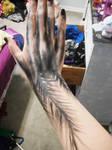 Black Swan Hand