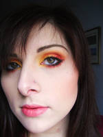 Fire within by itashleys-makeup