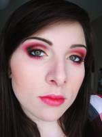 Burn Baby by itashleys-makeup