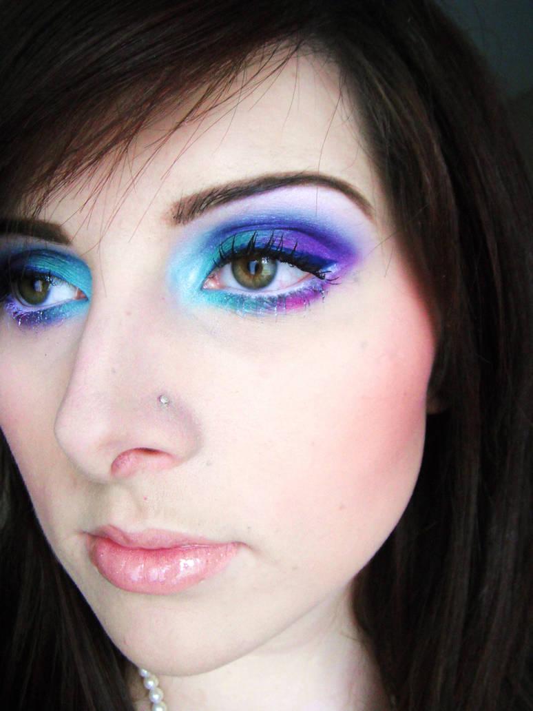 Galactic by itashleys-makeup