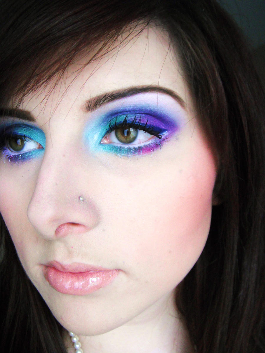 Galactic by itashleys-makeup