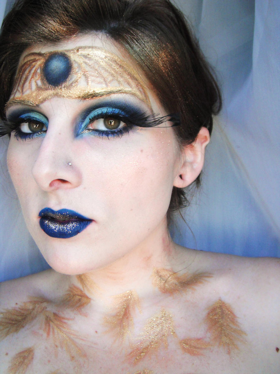Hogwarts Houses: Ravenclaw by itashleys-makeup