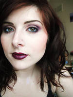 Wine Stained by itashleys-makeup