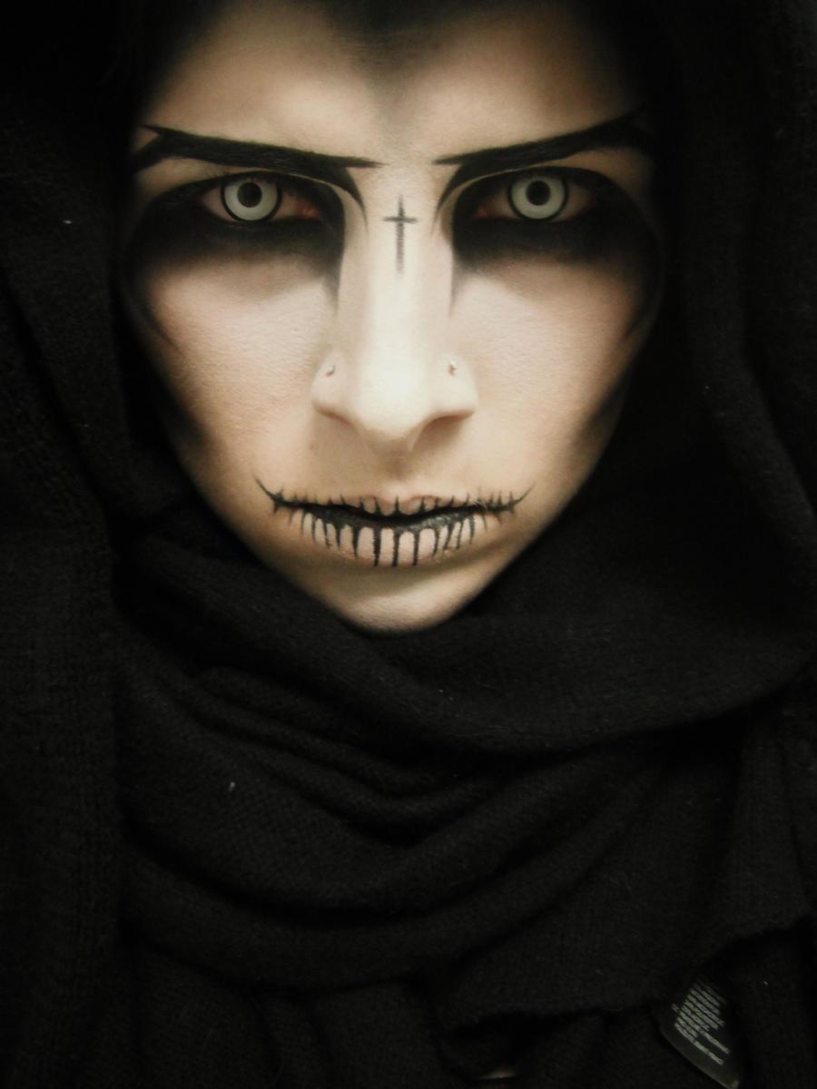 The Demon by itashleys-makeup on DeviantArt