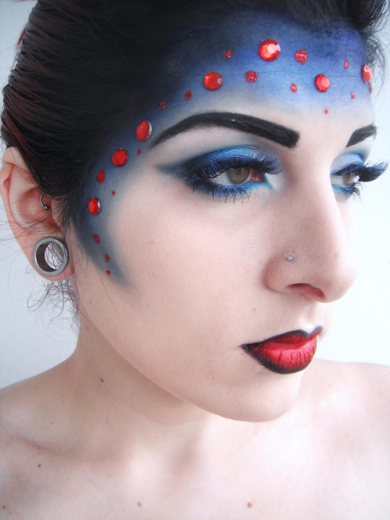 Red Balloons by itashleys-makeup