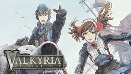 Valkyria Chronicles PSP Wall.3 by B4H