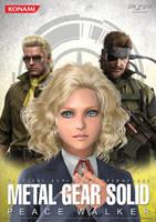 MGS: Peace Walker Poster.3