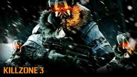 KillZone 3 PSP Wallpaper 4 by B4H