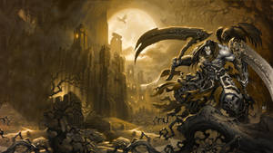 Darksiders II Wallpaper HD by B4H