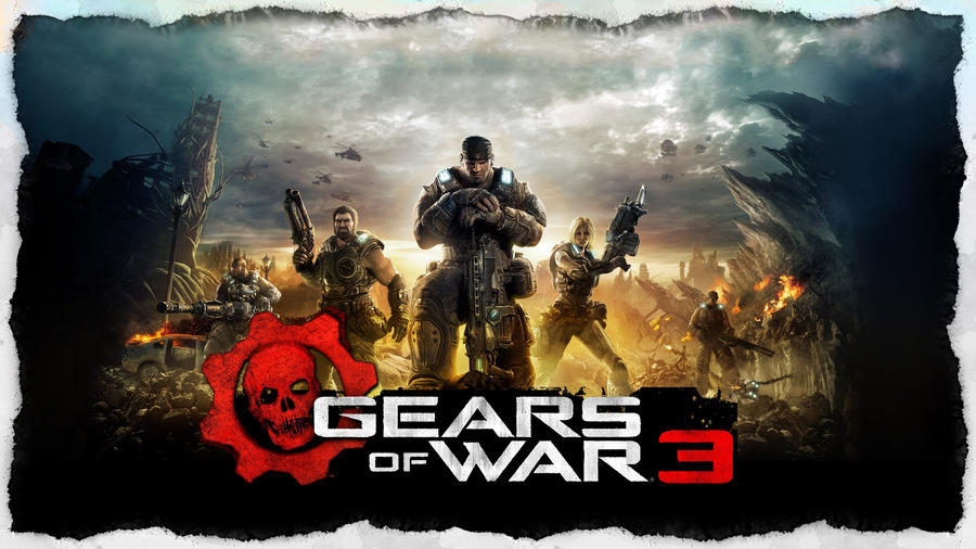 Gears Of War 3 Hd Wallpapers For Android: Gears Of War Wallpapers Full HD