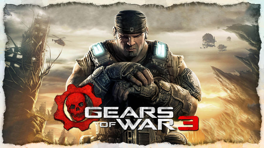 Gears Of War 3 Hd Wallpapers For Android: Gears Of War 3 Full HD 03 By B4H On DeviantArt