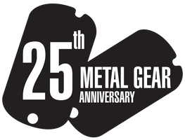 Metal Gear 25th Anniversary by B4H