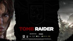 Tomb Raider Wallpaper 02 BLACK HD 1080p