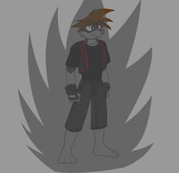 Talon as a Wolf - The 4th Artist (Yes, The Artist)