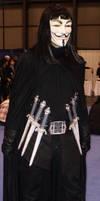 V for Vendetta COMIC CON 2009