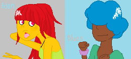 Sneak Peak: Grapevine Heroes (Eden and Blues) by perfection-rebel