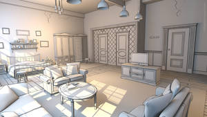 Toon Room white shader4