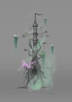 Bio Magic Tree-tower Big
