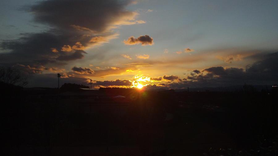 Sunset at JMU by Drake729
