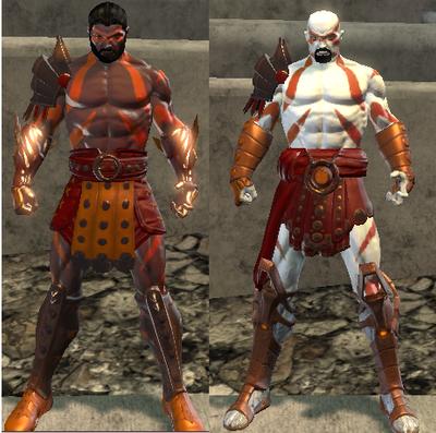 Kratos Brother Deimos Deimos and Krat...