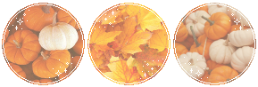 autumn/fall divider by lleafeons