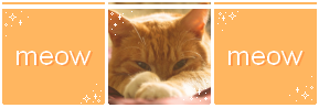 . meow   f2u page decor . by lleafeons