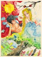 Spring lover by xxStugIVxx