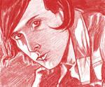 Sketch - Chris Corner/IAMX 2