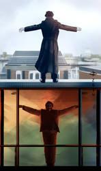 Sherlock - Of Angels and Demons (S4 Spoiler) by TeachingMyselfSpeed