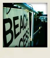 Beach access closed by Ch0oky7