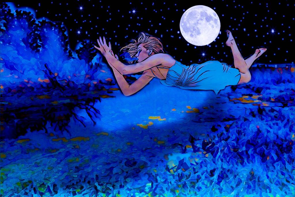 Levitating by SerenWild