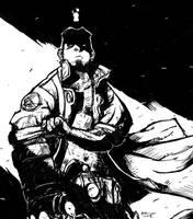Hellboy FA2 by kian02