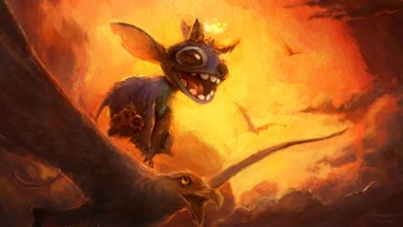 Hell-Stitch by kian02
