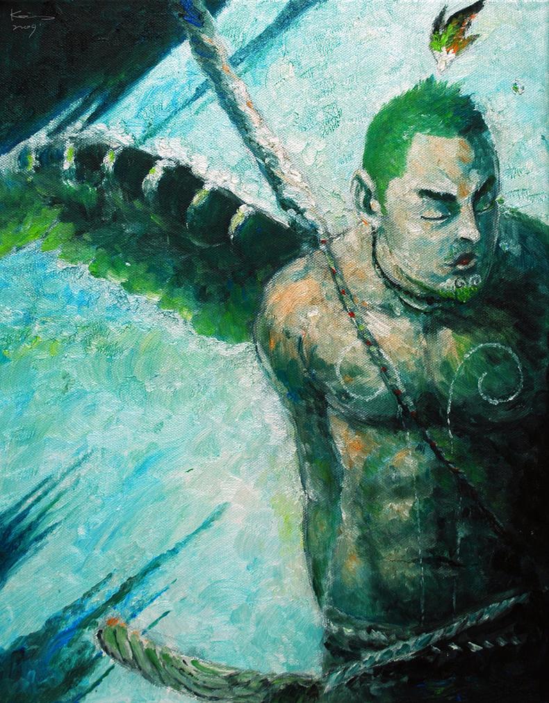 Green Ward by kian02