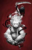 Baby Gorilla by kian02